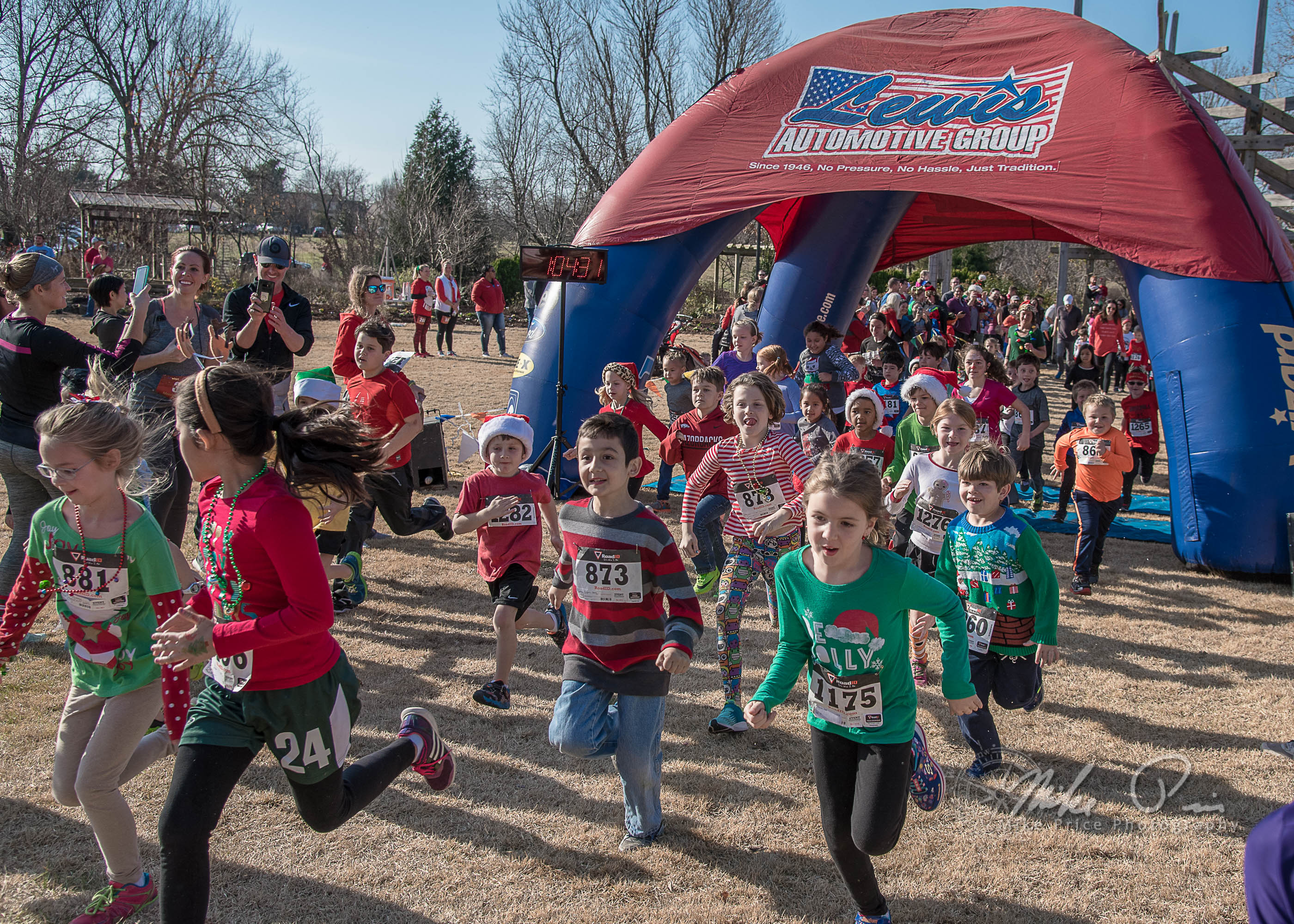 Jingle Bell Jog 5K & Reindeer Fun Run | Botanical Garden of