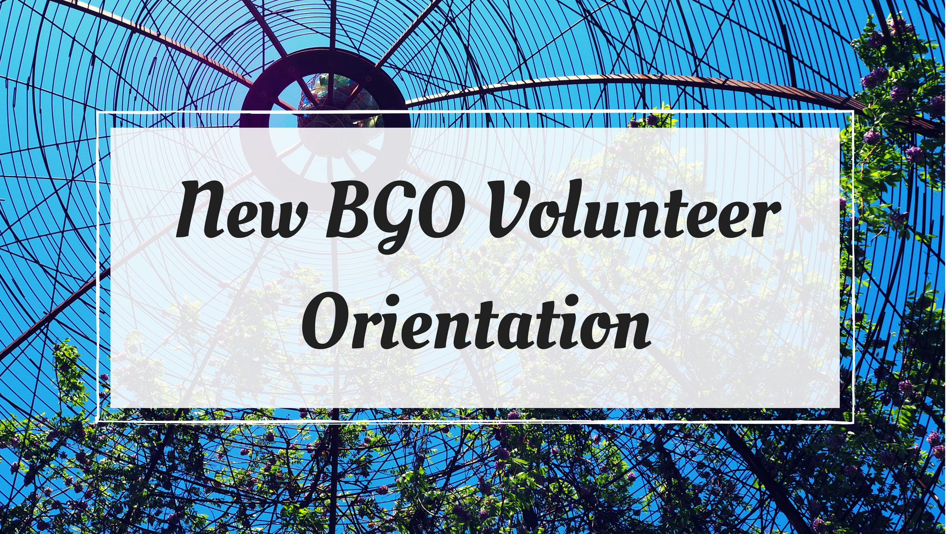 Come Dig In At Northwest Arkansasu0027 Only Botanical Garden! The Botanical  Garden Of The Ozarks Is Looking For Volunteers Like YOU To Help With ...